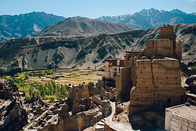 leh ladakh tour best time