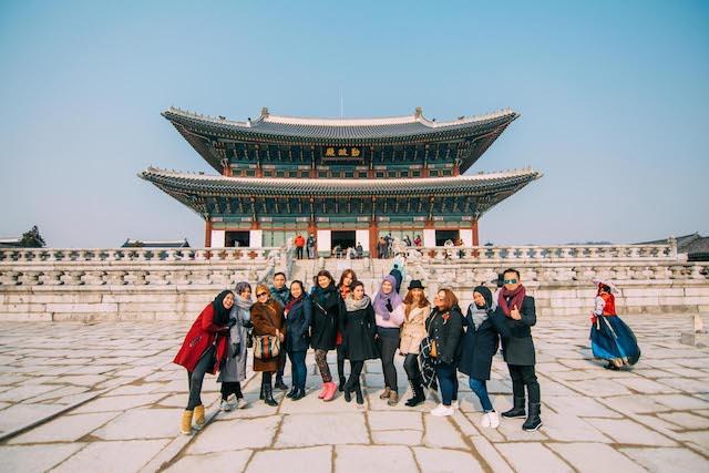 tour korea murah