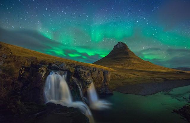 paket tour aurora iceland