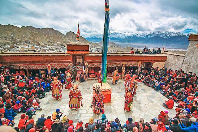 ladakh festival tour