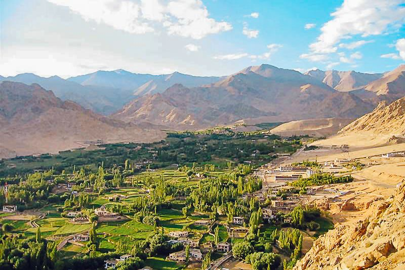 leh ladakh places to visit