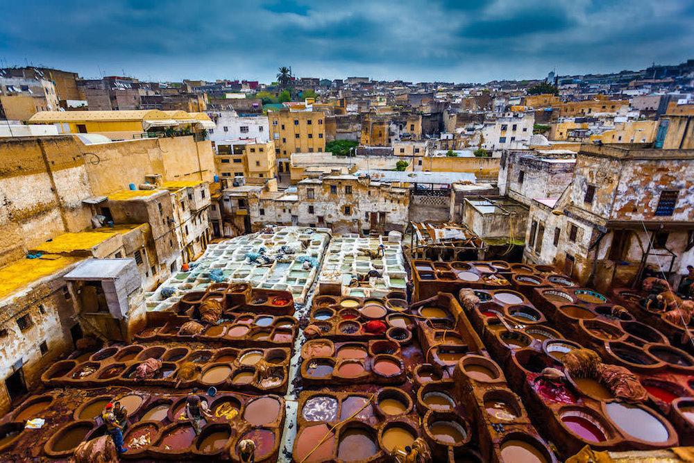 tour maroko