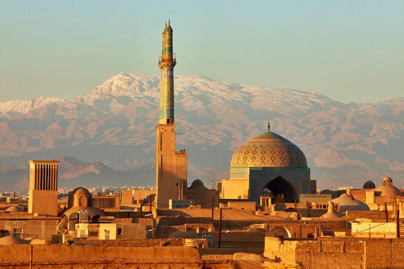 paket tour iran