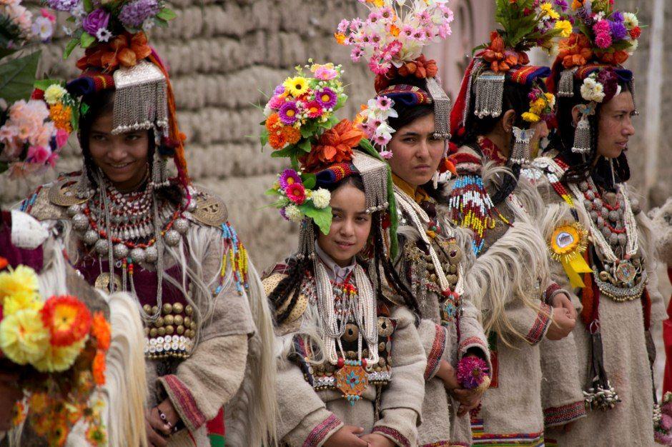 aryan festival ladakh