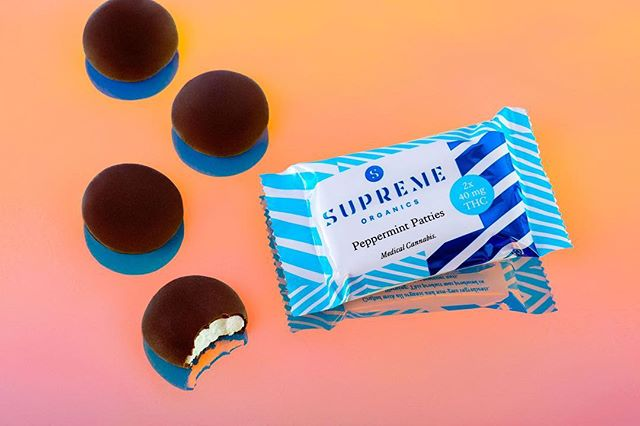 This week, treat yourself to a Supreme Organics Peppermint Patty. Chocolate + Mint + THC = 😎. They are incredibly tasty and an awesome way to unwind . Available at your friendly local dispensary.