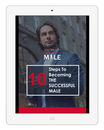 10 steps to becoming THE SUCCESSFUL MALE - Ipad Cover.jpg