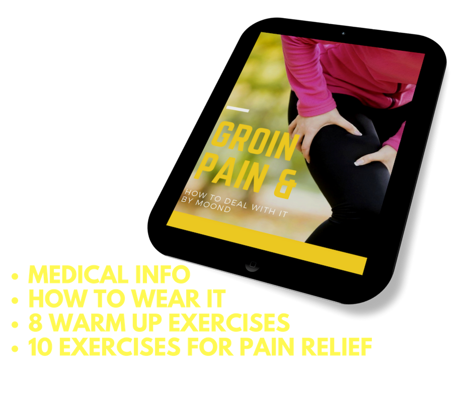 GROIN WRAP SUPPORT - free e-book