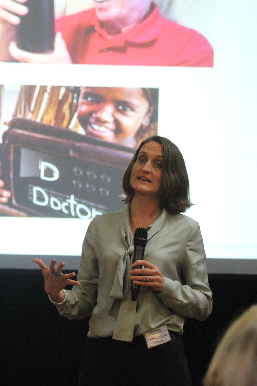 Emma McGuiagan, Accenture