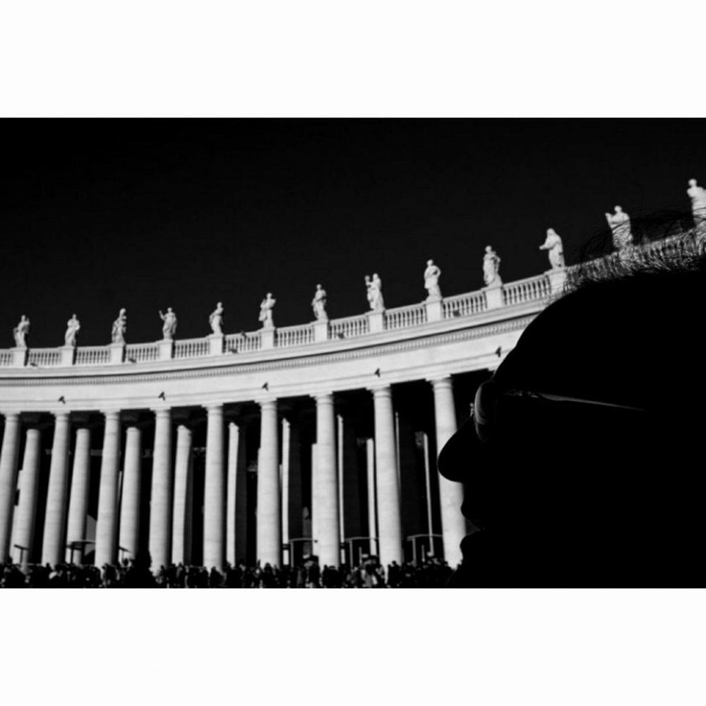 Tribute to Eric Kim - Vatican City - December 2016