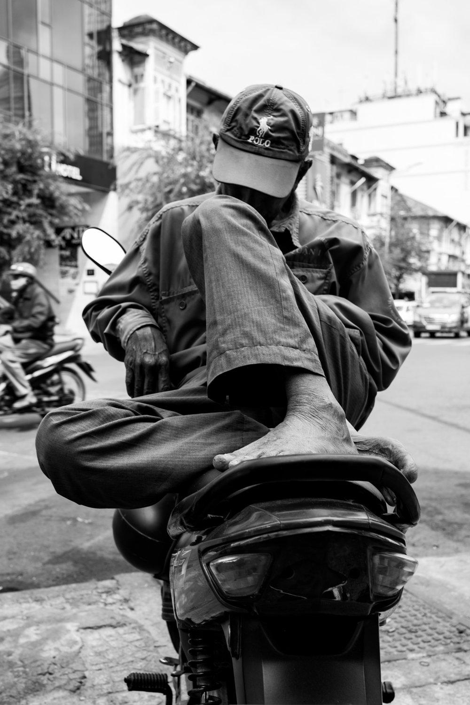 Nap, Ho Chi Minh - December 2017