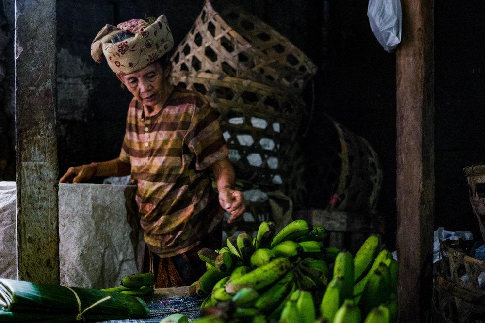 Pisang, Ubud - January 2018