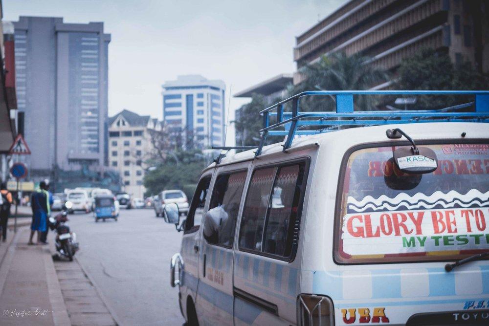 Bus Kigali