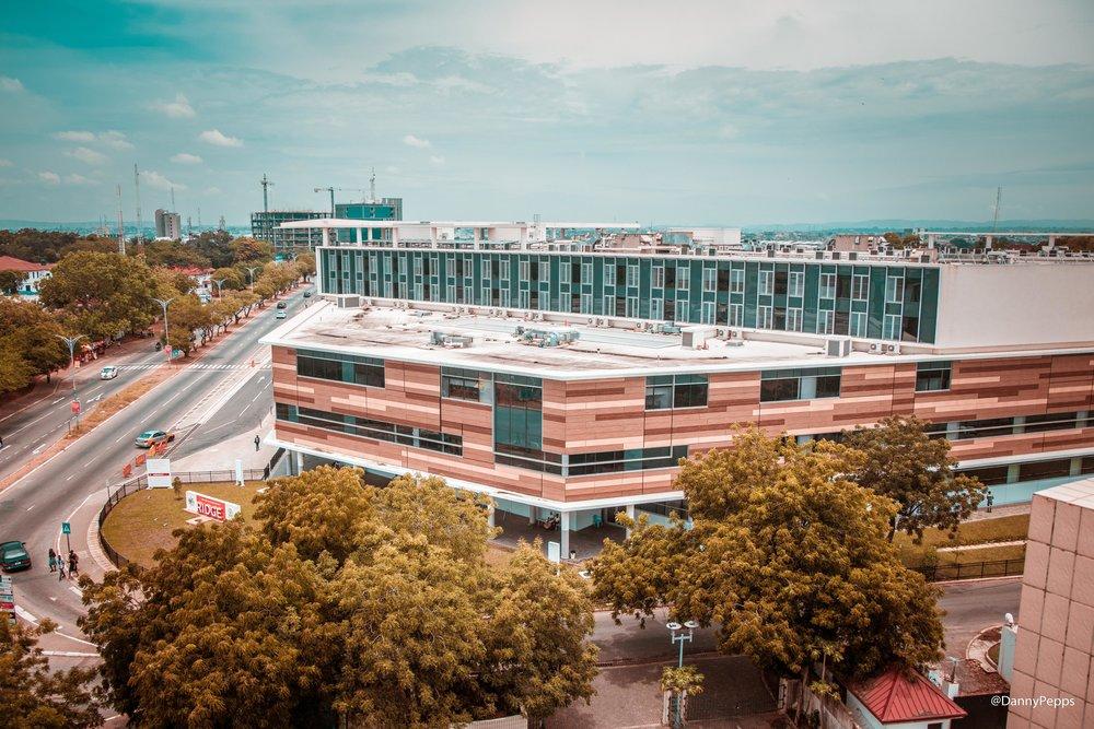 Regional Hospital, Accra