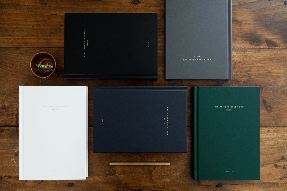 SOULT Journals—Archival quality journals, with prompts. Timeless keepsakes to preserve your story forever.