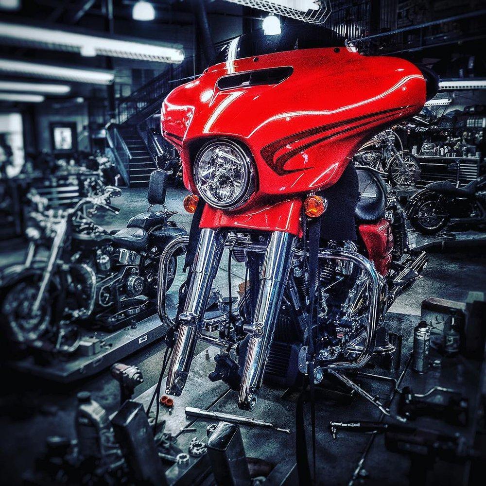 Harley Davidson Cool Springs