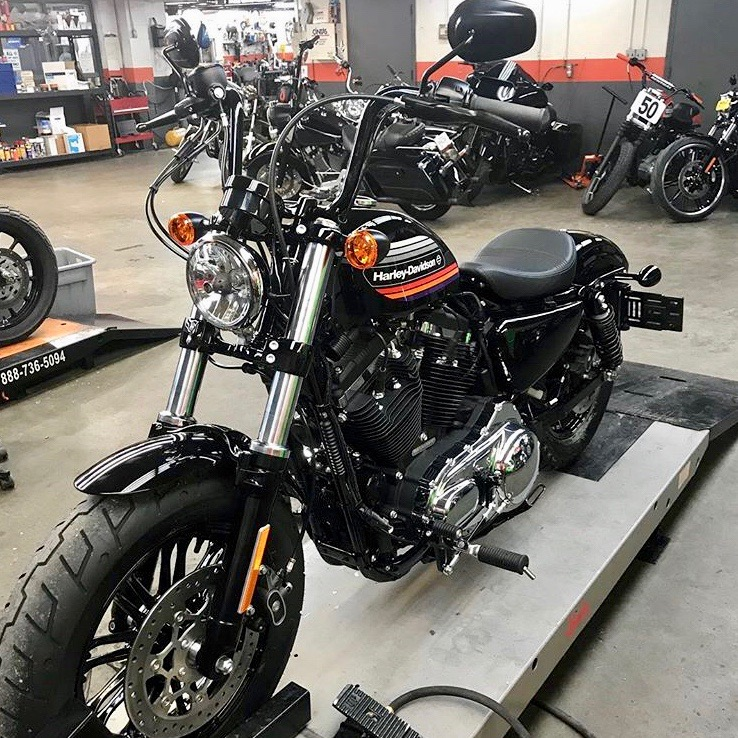 Boswell's Harley Davidson