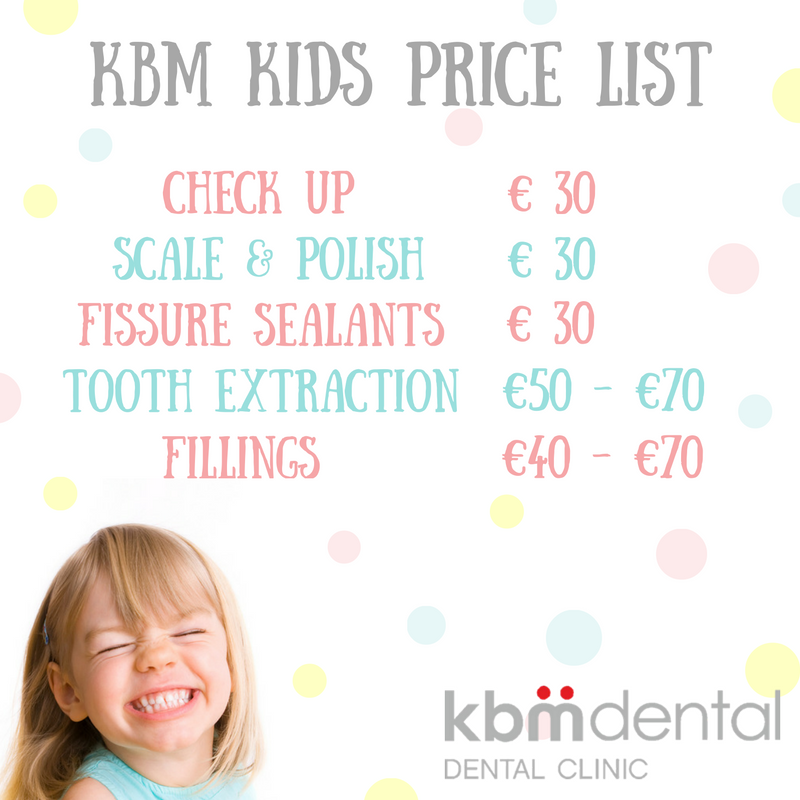 children's dentist dublin