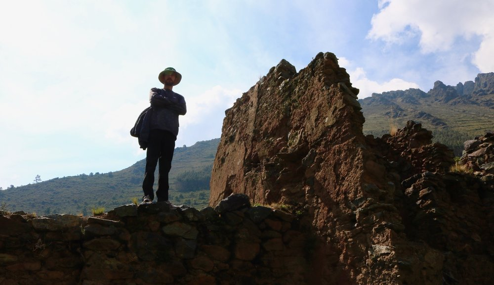 Pumamarca Day Hike from Ollantaytambo -