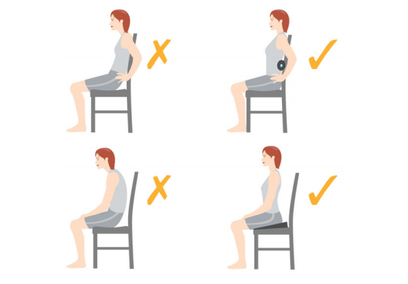 physiotherapy good posture