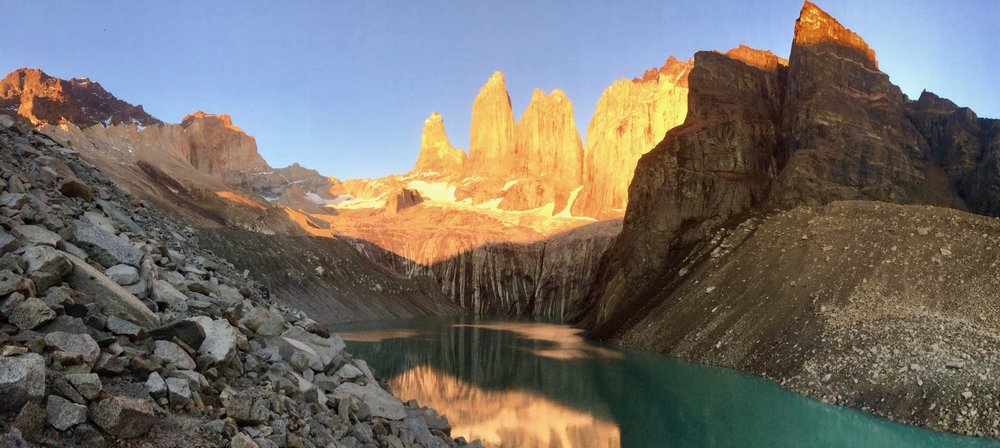 patagonia highlights - w trek torres del paine