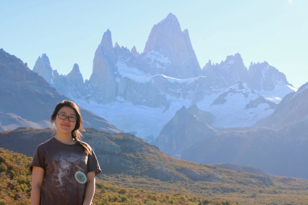 patagonia highlights - rock climbing el chalten