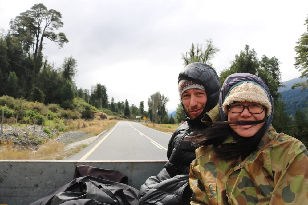 patagonia highlights - hitch-hiking carretera austral