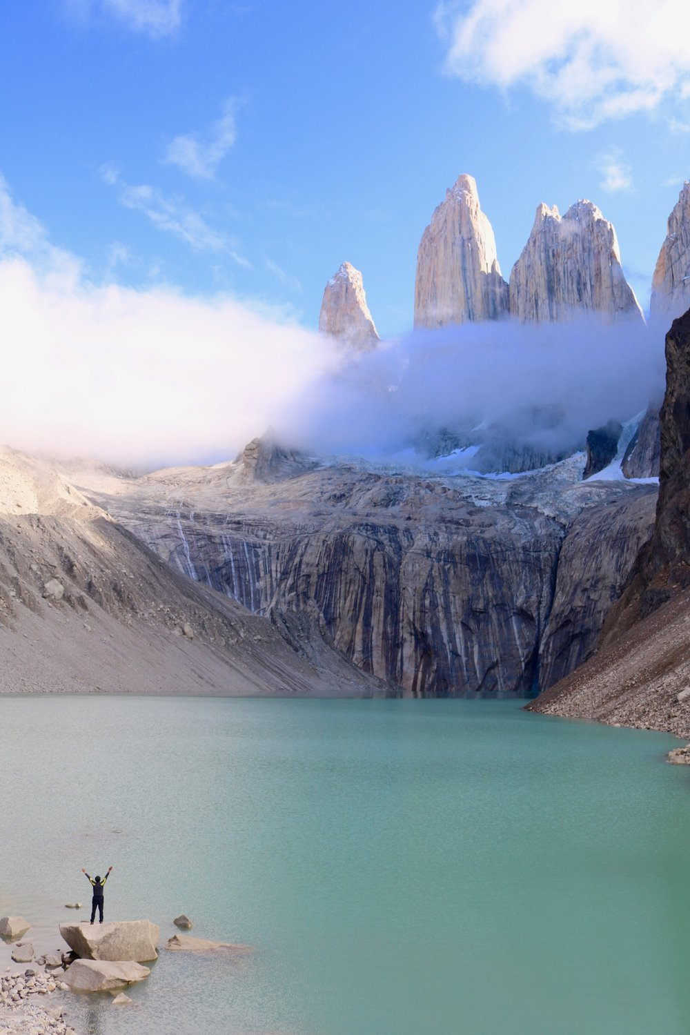 patagonia highlights - w-trek torres del paine