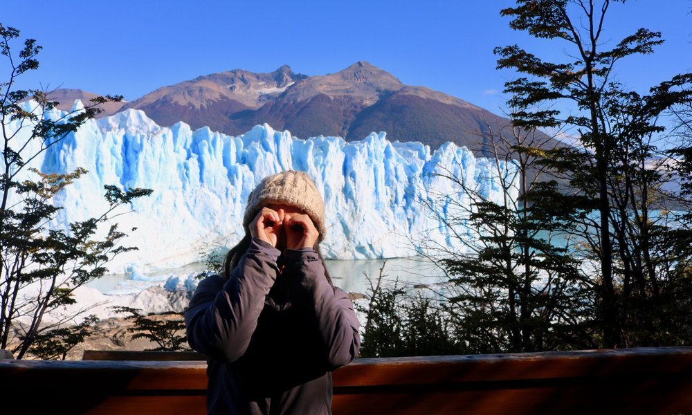 patagonia highlights - glacier perito mereno