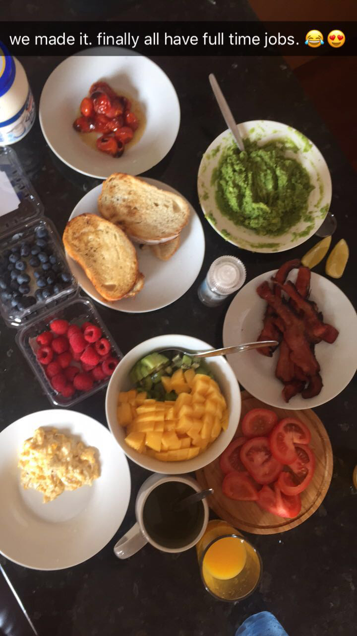 December Review: December highlights manly breakfast