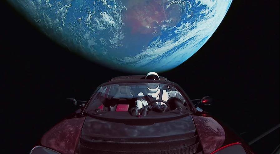 2018 Goals: Tesla never give up