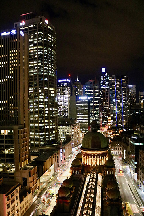 2018 Goals: Save up and move out Sydney CBD
