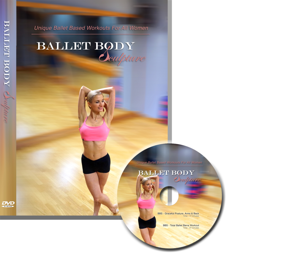 """BBS - Graceful Posture, Arms & Back""    & ""BBS – Total Ballet Barre Workout"""