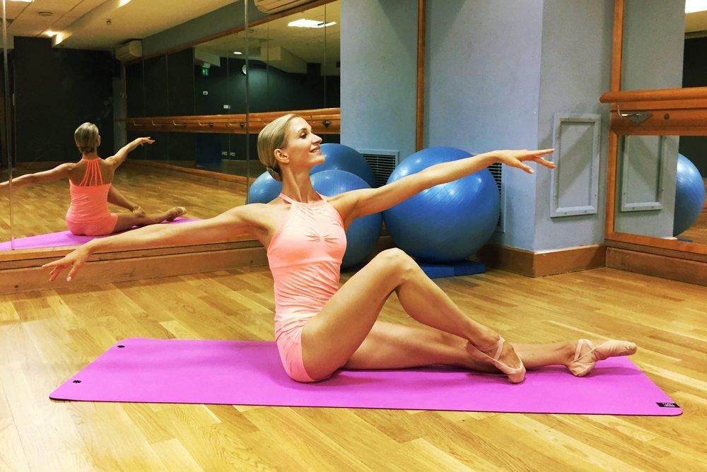 ballet body sculpture - weight loss program