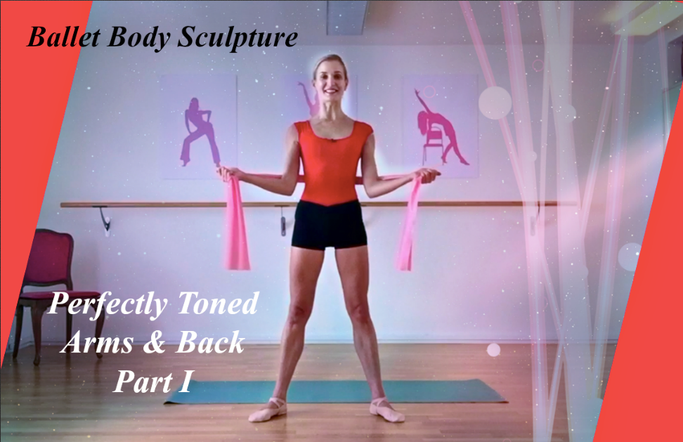 BBS Perfectly Toned Arms and Back Part I   Sculpt a dancer's posture, tone the arms as well as define your back muscles! Short and effective workout focused to improve your upper body, stretch the shoulders & slim the arms. Level: All levels Length: Approx 12min