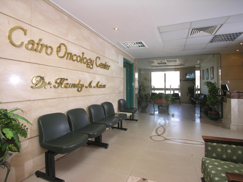 Cairo Cure Entrance 2