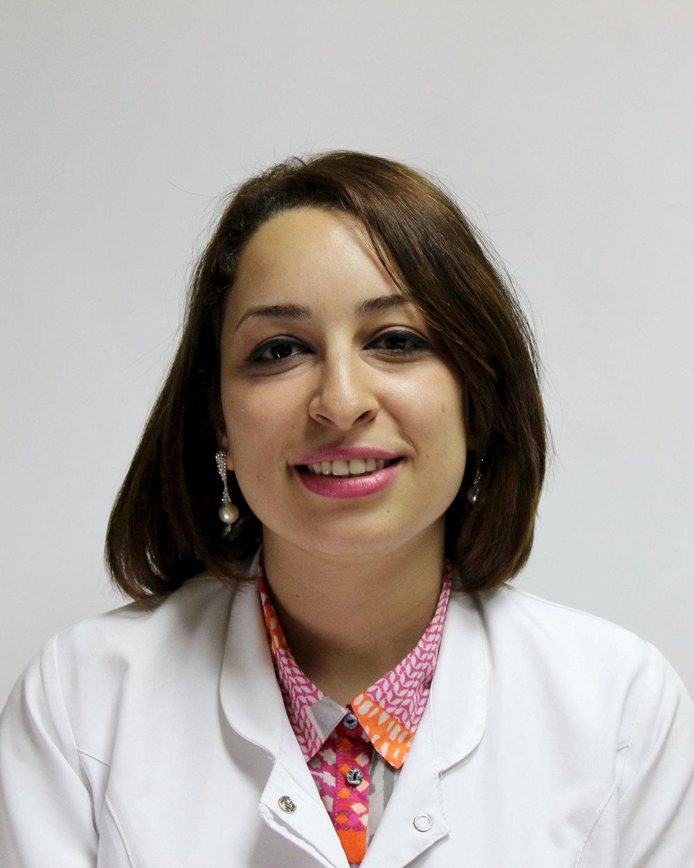 Dr. Ola Fattah Clinical Pharmacy Manager