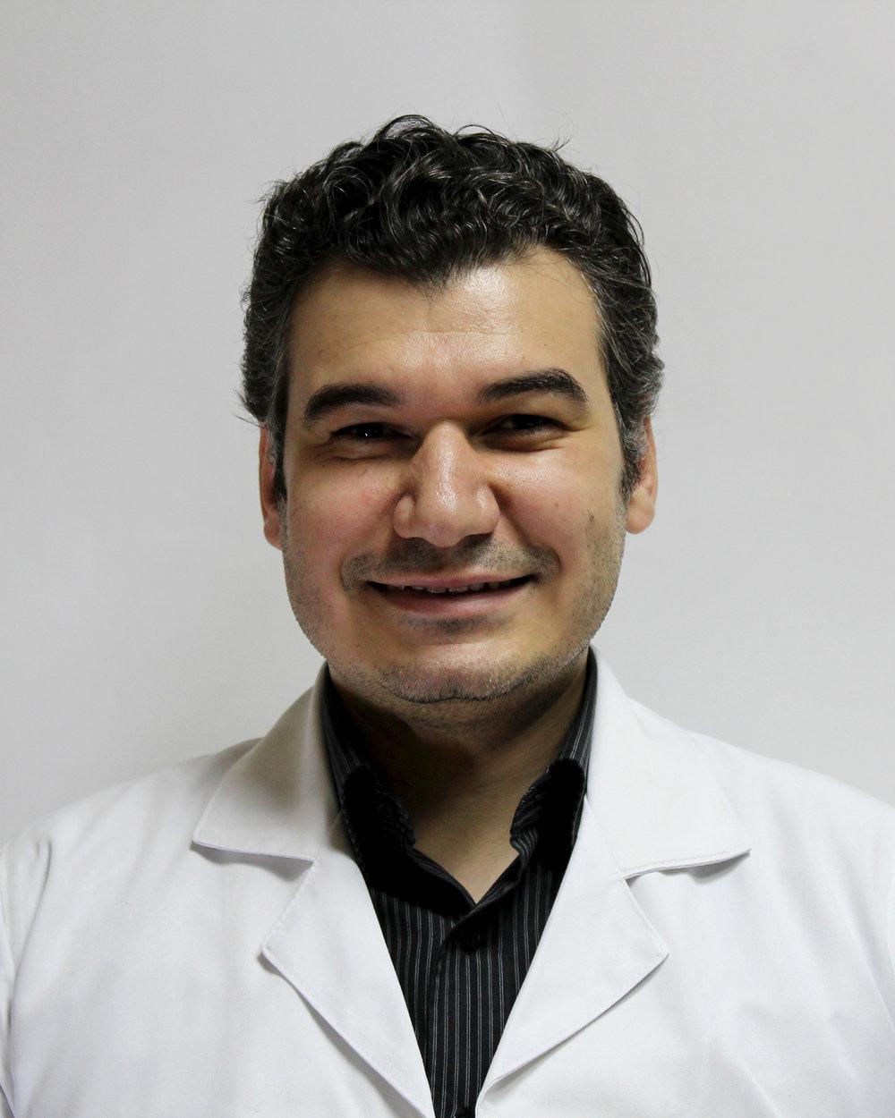 Dr. Loay Kassem Scientific Manager