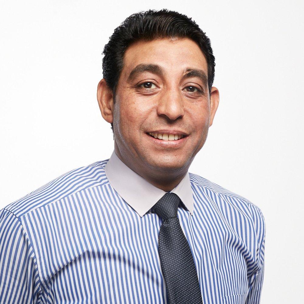 Mr. Sayed A. Aziz