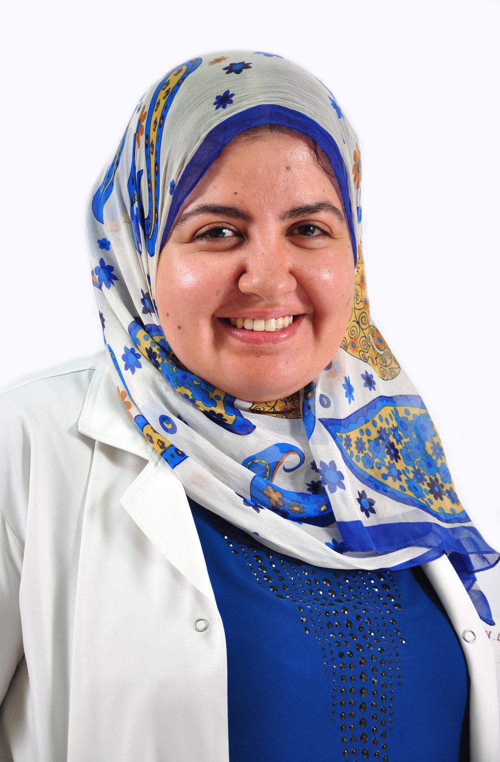 Dr Shaimaa Lasheen