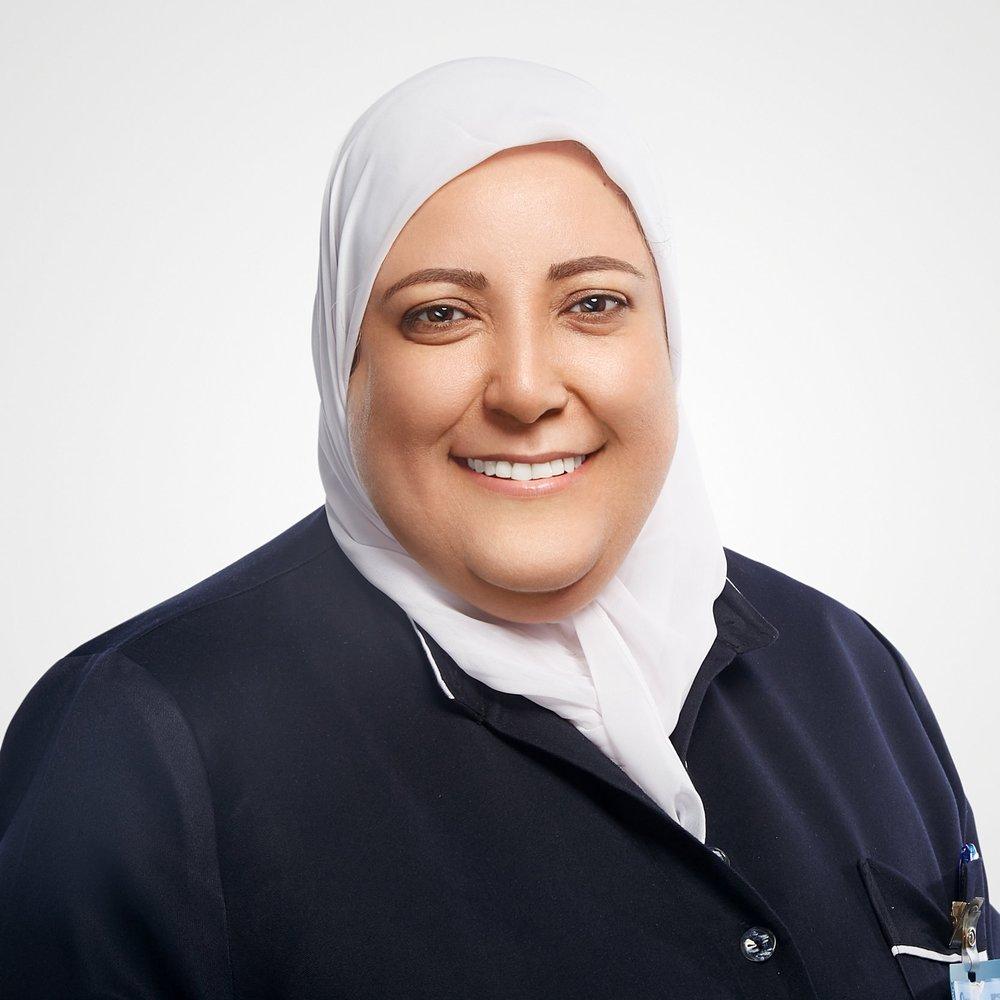 Nurse Samah