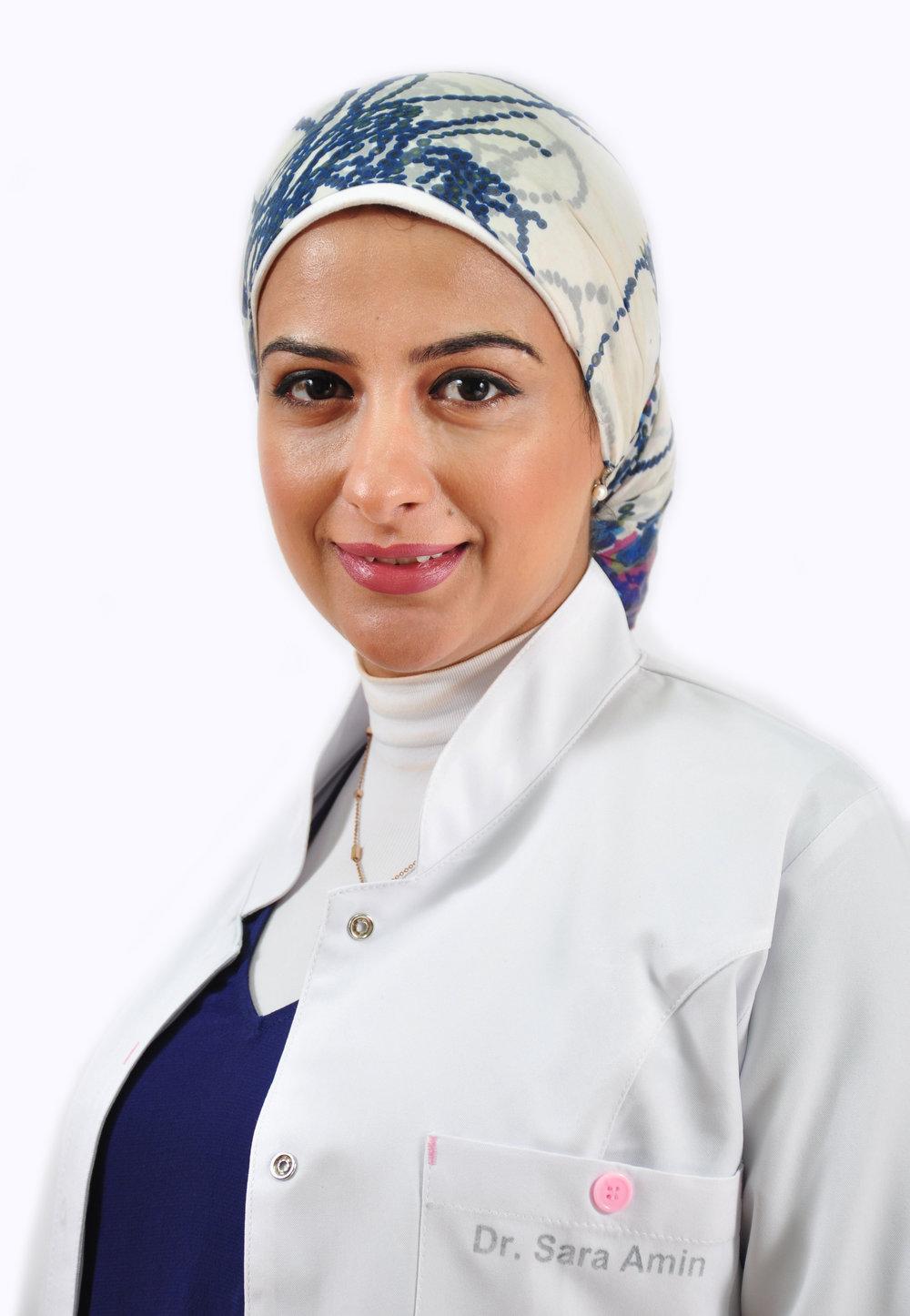Dr Sara Amin