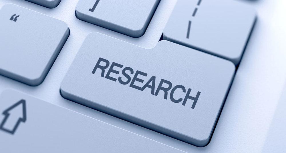 البحث العلمى