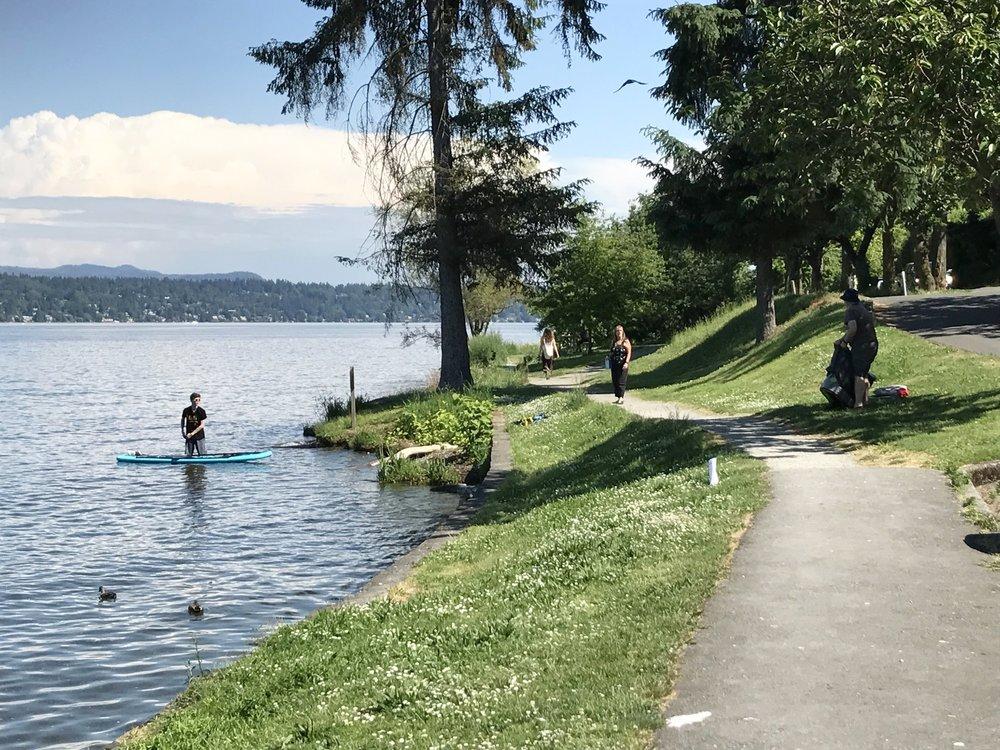 Lake Path w paddle board.JPG
