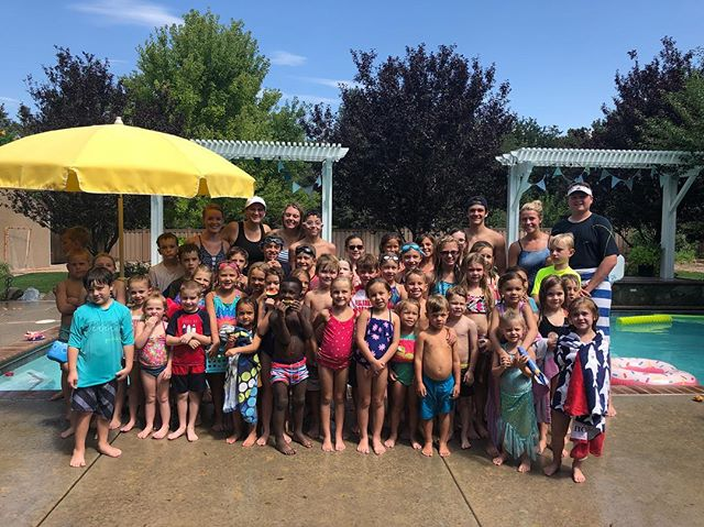 Another great summer at Bowler Swim School!  Thank you so much to everyone who came to our party and to everyone who swam with us. This has been our best year so far and we are so grateful that you were all a part of it.  See you next summer!