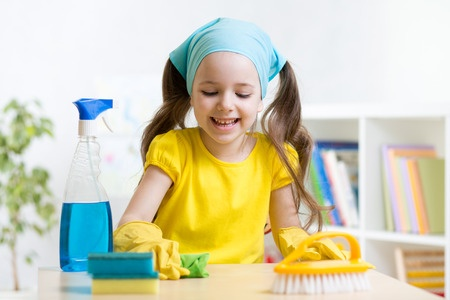Your kids don't want to clean either! You can book a trusted maid in 60 seconds! Just click the book now button.