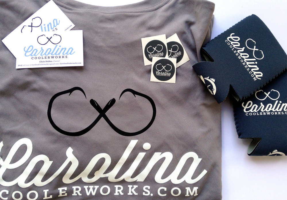 CAROLINA COOLERWORKS BRANDING