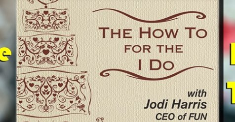 REAL TALK FROM A REAL BRIDE ONLY ON WEDDINGS DONE RIGHT RADIO - THE HOW TO FOR THE I DO