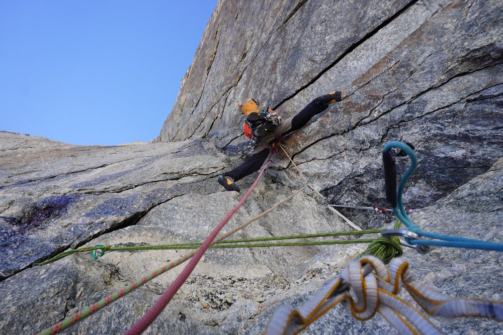 John the legend, on the legendary crux of DP