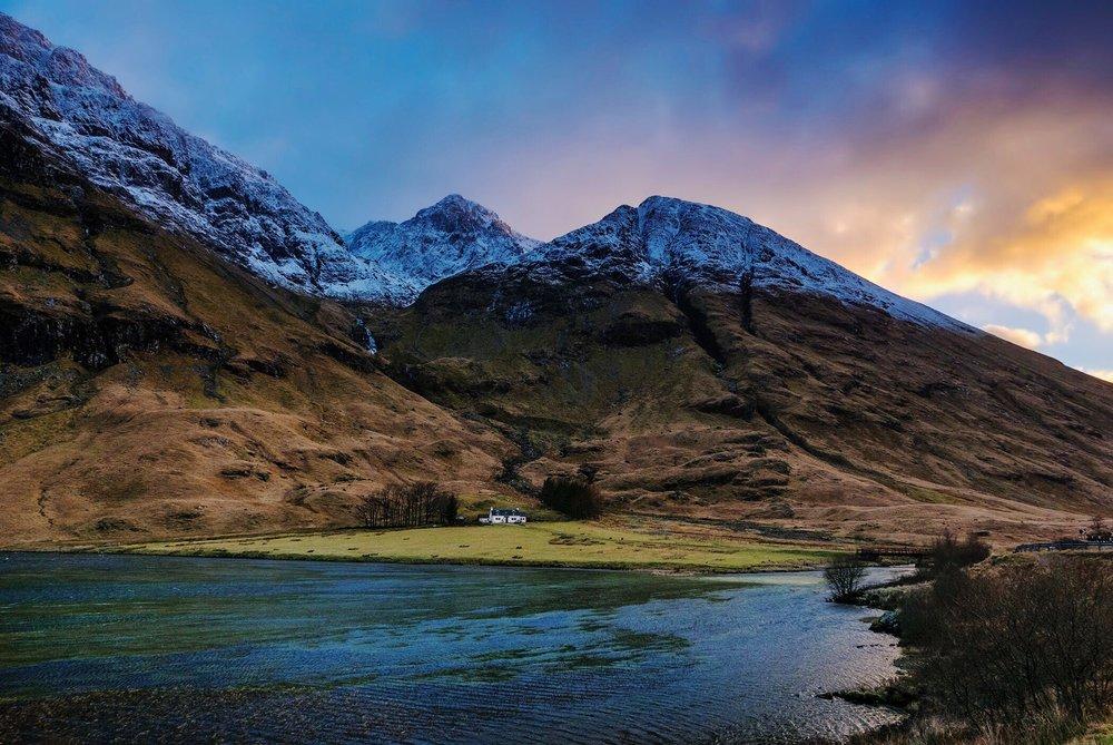 Glencoe. scotland. photo: marko prezelj