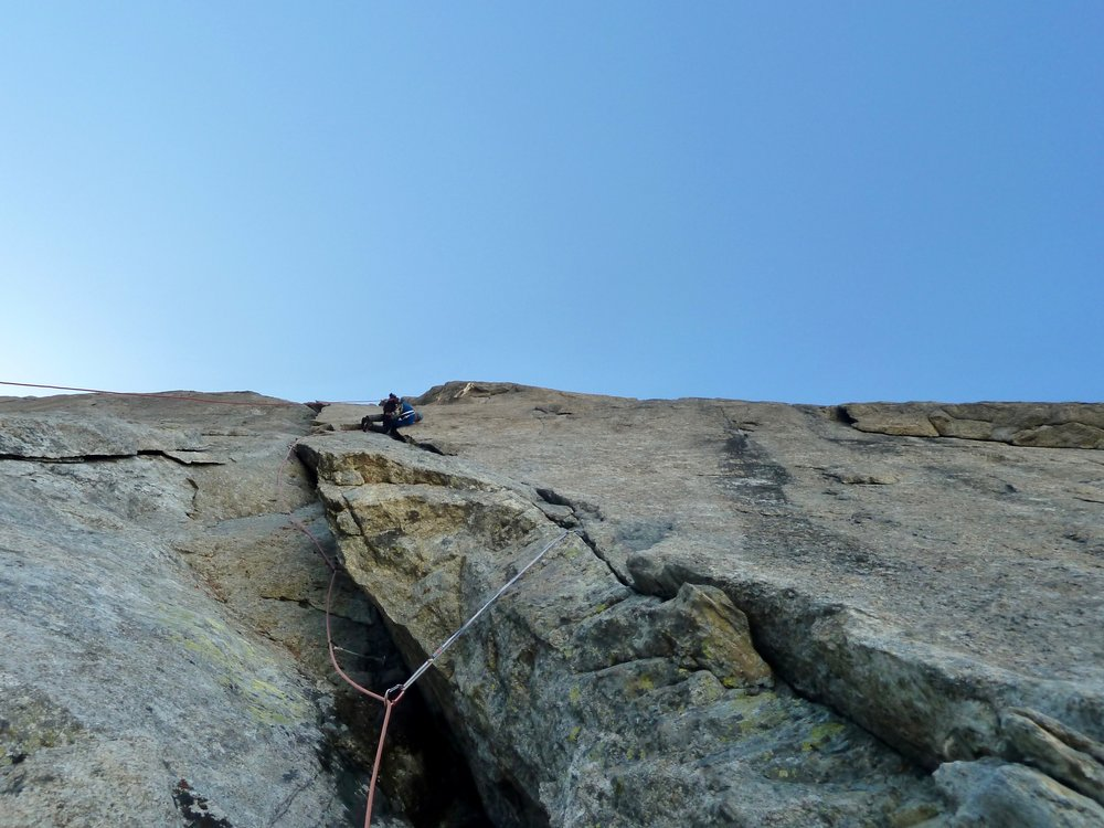 Another classic 6b+ pitch... not!